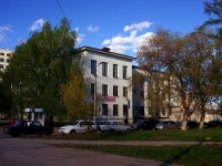 Samara, st Alma-Atinskaya, house 29 к.40. office building