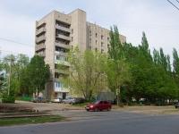Самара, улица Алма-Атинская, дом 3. многоквартирный дом