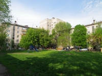 Samara, st Alma-Atinskaya, house 12. Apartment house