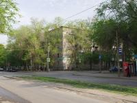 Самара, улица Алма-Атинская, дом 18. многоквартирный дом
