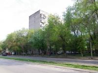 Samara, st Alma-Atinskaya, house 24. Apartment house