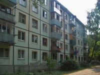 Samara, Volskaya st, house 17. Apartment house