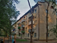neighbour house: st. Volskaya, house 52А. Apartment house