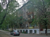 Samara, Volskaya st, house 52. Apartment house with a store on the ground-floor