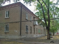 neighbour house: st. Volskaya, house 60А. Apartment house