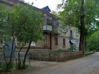 Samara, Volskaya st, house 62А. Apartment house