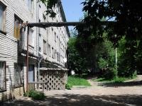 萨马拉市, 宿舍 Самарского техникума транспорта и коммуникаций, Garazhnaya st, 房屋 17