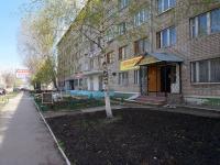 соседний дом: ул. Гаражная, дом 17. общежитие Самарского техникума транспорта и коммуникаций
