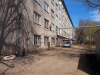 Samara, hostel Самарского техникума транспорта и коммуникаций, Garazhnaya st, house 17