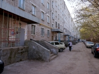 Samara, Garazhnaya st, house 22. Apartment house
