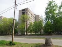 Samara, st Gvardeyskaya, house 21. Apartment house
