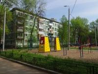 Samara, st Gvardeyskaya, house 26. Apartment house