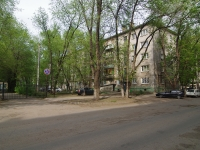 Samara, st Gvardeyskaya, house 24. Apartment house