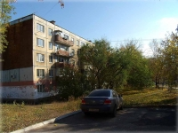 Samara, Georgy Dimitrov st, house 31. Apartment house