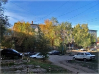 Самара, улица Георгия Димитрова, дом 38. общежитие