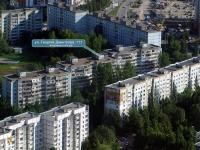 萨马拉市, Georgy Dimitrov st, 房屋 111. 公寓楼