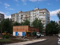 соседний дом: ул. Георгия Димитрова, дом 113. многоквартирный дом