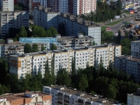 Samara, Georgy Dimitrov st, house 115. Apartment house