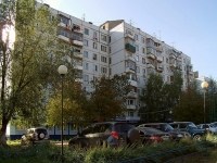 Samara, Georgy Dimitrov st, house 18. Apartment house