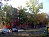 Самара, улица Георгия Димитрова, дом 24. многоквартирный дом
