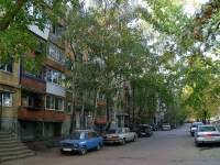 Samara, Georgy Dimitrov st, house 27. Apartment house