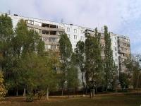 Самара, улица Георгия Димитрова, дом 52. многоквартирный дом