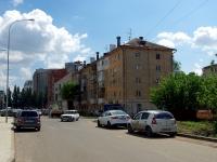 Самара, улица Гастелло, дом 35. многоквартирный дом