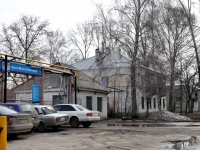 Самара, улица Дальняя, дом 1. многофункциональное здание