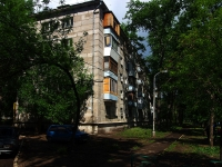 Samara, Ln Dneprovsky, house 3. Apartment house