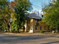 Samara, st Yeniseyskaya, house 2. Apartment house