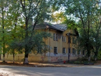 Samara, st Yeniseyskaya, house 6. Apartment house