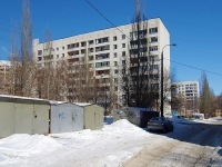 Samara, st Yeniseyskaya, house 41. Apartment house