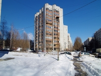 Samara, st Yeniseyskaya, house 46. Apartment house