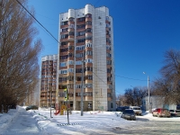 Samara, st Yeniseyskaya, house 48. Apartment house