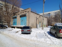 Samara, st Yeniseyskaya. service building