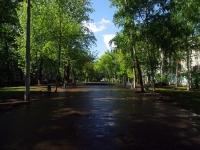 Samara, road Zubchaninovskoye. public garden