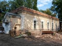 Samara, st Karachaevskaya. service building