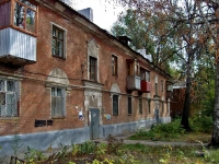 Samara, Kakhovskaya st, house 72. Apartment house