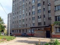 Samara, Kakhovskaya st, house 4. Apartment house