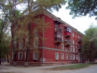 Samara, Kakhovskaya st, house 14. Apartment house