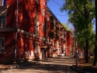 Самара, улица Каховская, дом 14. многоквартирный дом