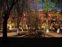 Samara, Kakhovskaya st, house 14А. Apartment house