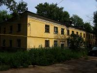 Самара, улица Каховская, дом 52. многоквартирный дом