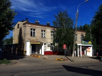 Samara, st Kakhovskaya, house 21. Apartment house with a store on the ground-floor