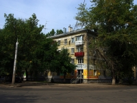 Samara, Kakhovskaya st, house 45. Apartment house