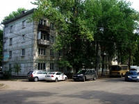 Samara, Kakhovskaya st, house 55. Apartment house