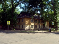 Samara, Kakhovskaya st, house 34. Apartment house