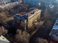 Samara, st Kakhovskaya, house 7. school
