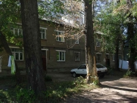 Samara, Kolomenskiy alley, house 11. Apartment house
