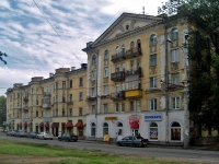 neighbour house: st. Krasnodonskaya, house 16. Apartment house with a store on the ground-floor